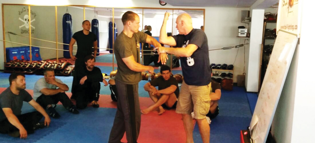Tactical Solutions for Defense - Knife - Jeet Kune Do